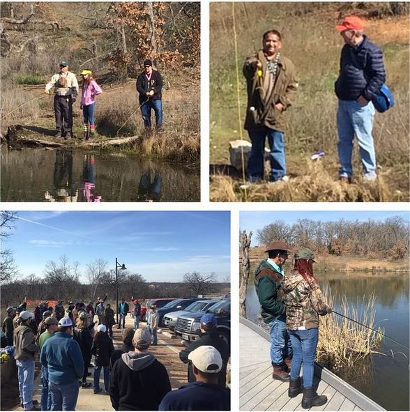 April Local Outing plus Fly Fishing 101–April 18th