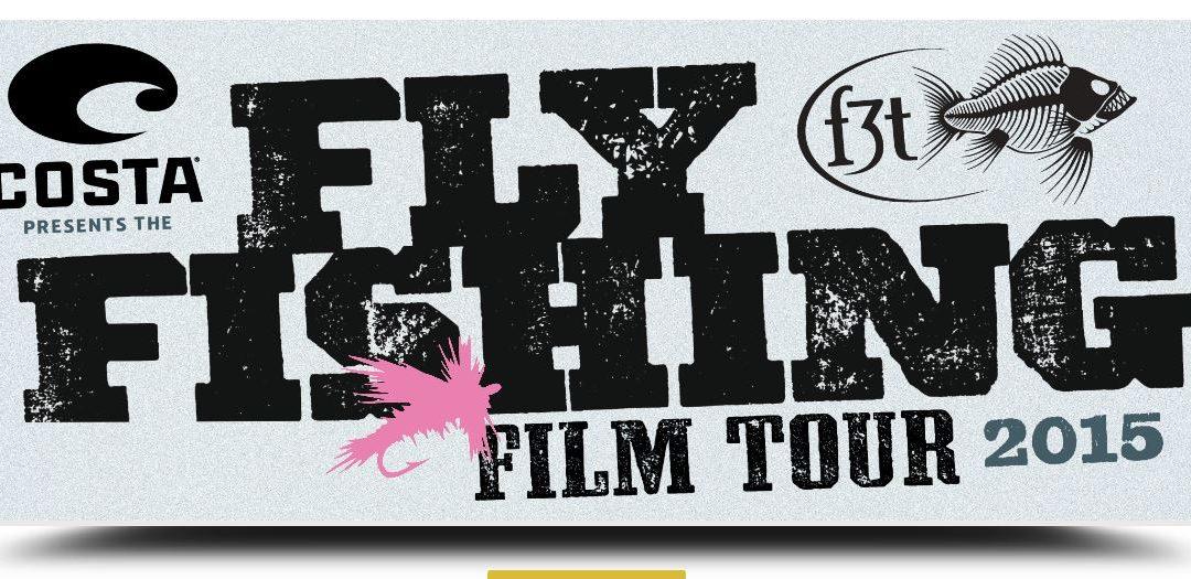 Fly Fishing Film Tour — Take Two!