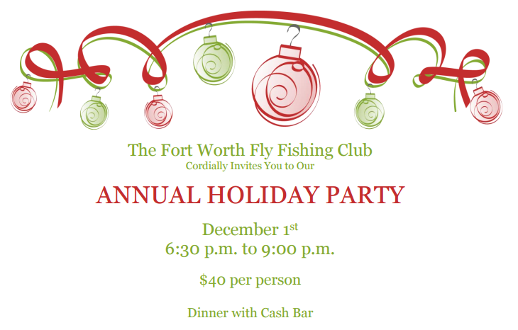 FWFF Holiday Party