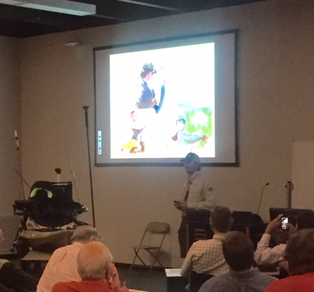 May Speaker Shares Tips on Kayak Selection and Bass Fishing in Texas