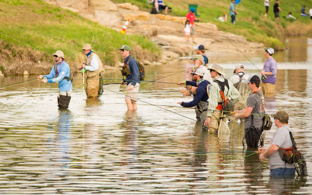Get ready for the third annual Flyfest on the Trinity River in March