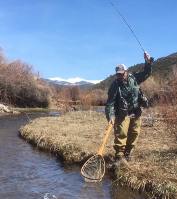 Doc Thompson shares New Mexico, saltwater tips as January speaker on Jan. 8