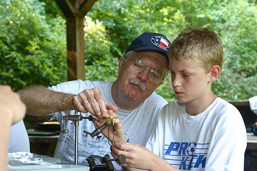 Sharpen your fly-tying skills with Fishy Fullum