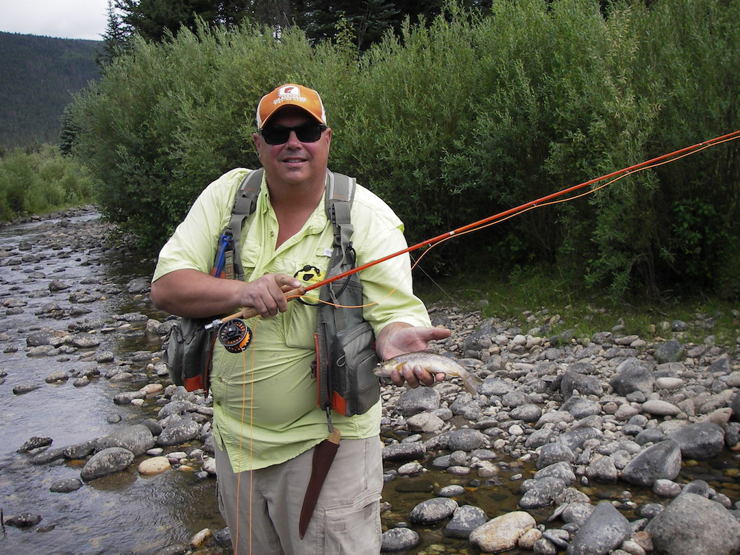 Colorado trip on for July 18-25