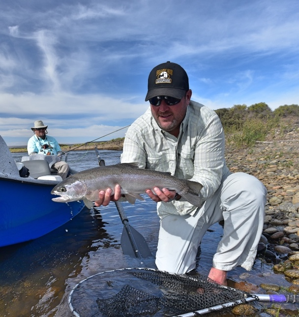 Steve Galletta of Montana offers Bighorn River insights as April speaker