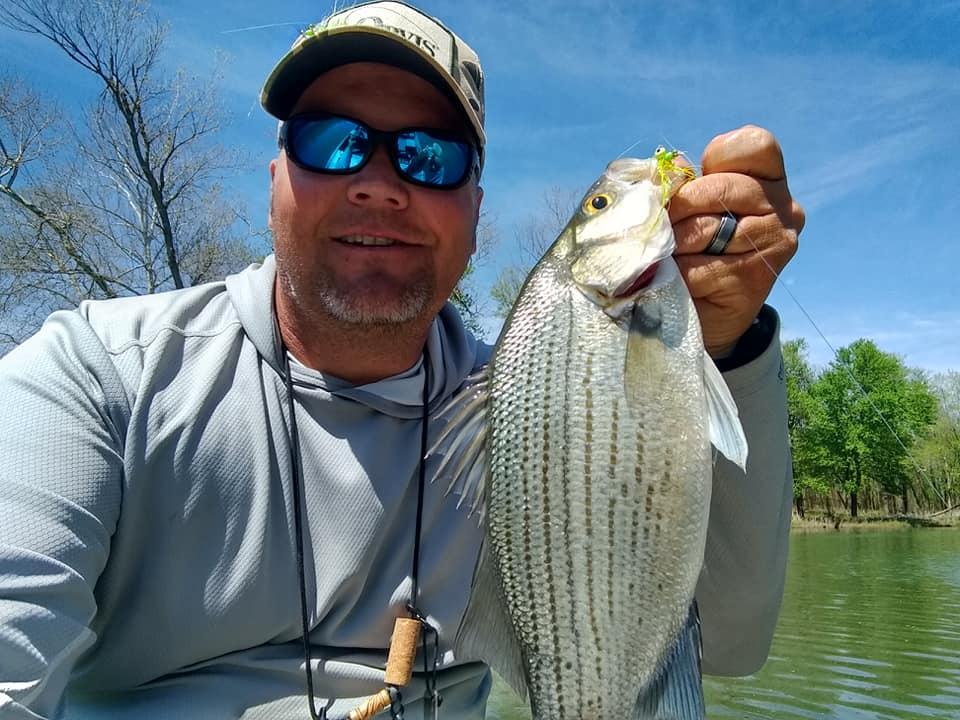 May speaker Donavan Clary focuses on Oklahoma waters
