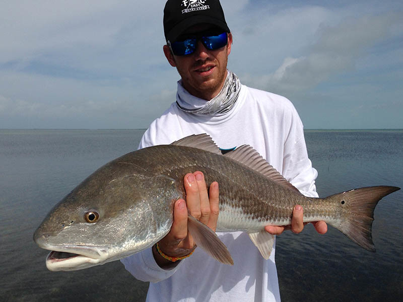 Capt. Jeff Johnson talks Texas redfish