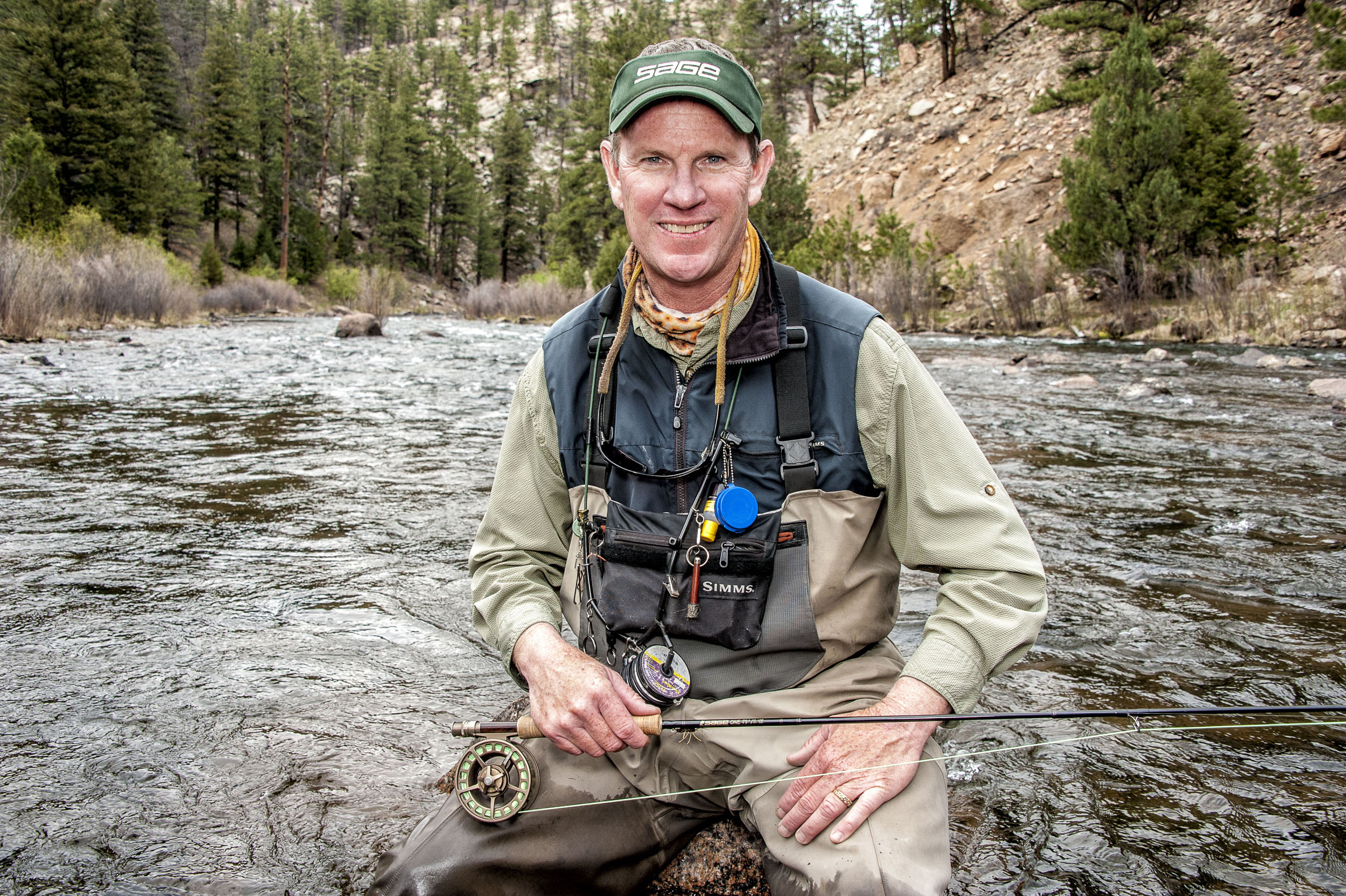 Pat Dorsey tells how to fish western tailwaters in February