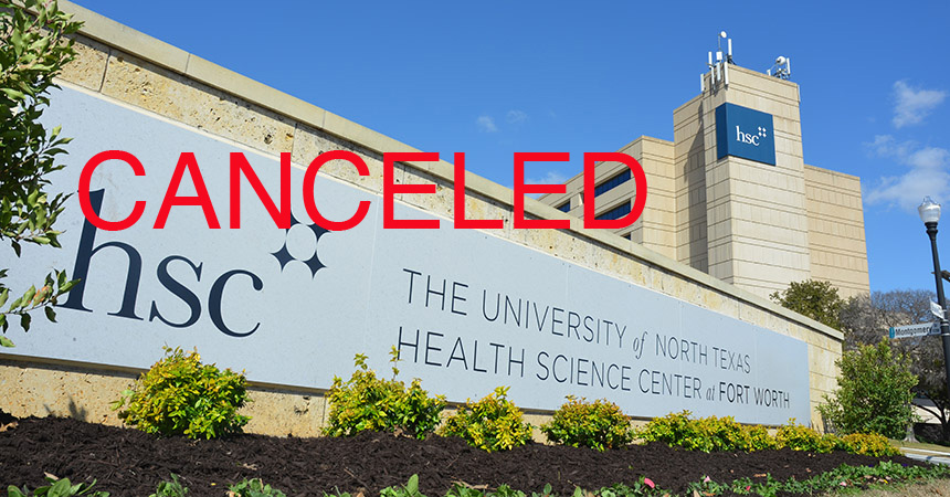 April 4 auction postponed to fall; April and May membership meetings, outing canceled