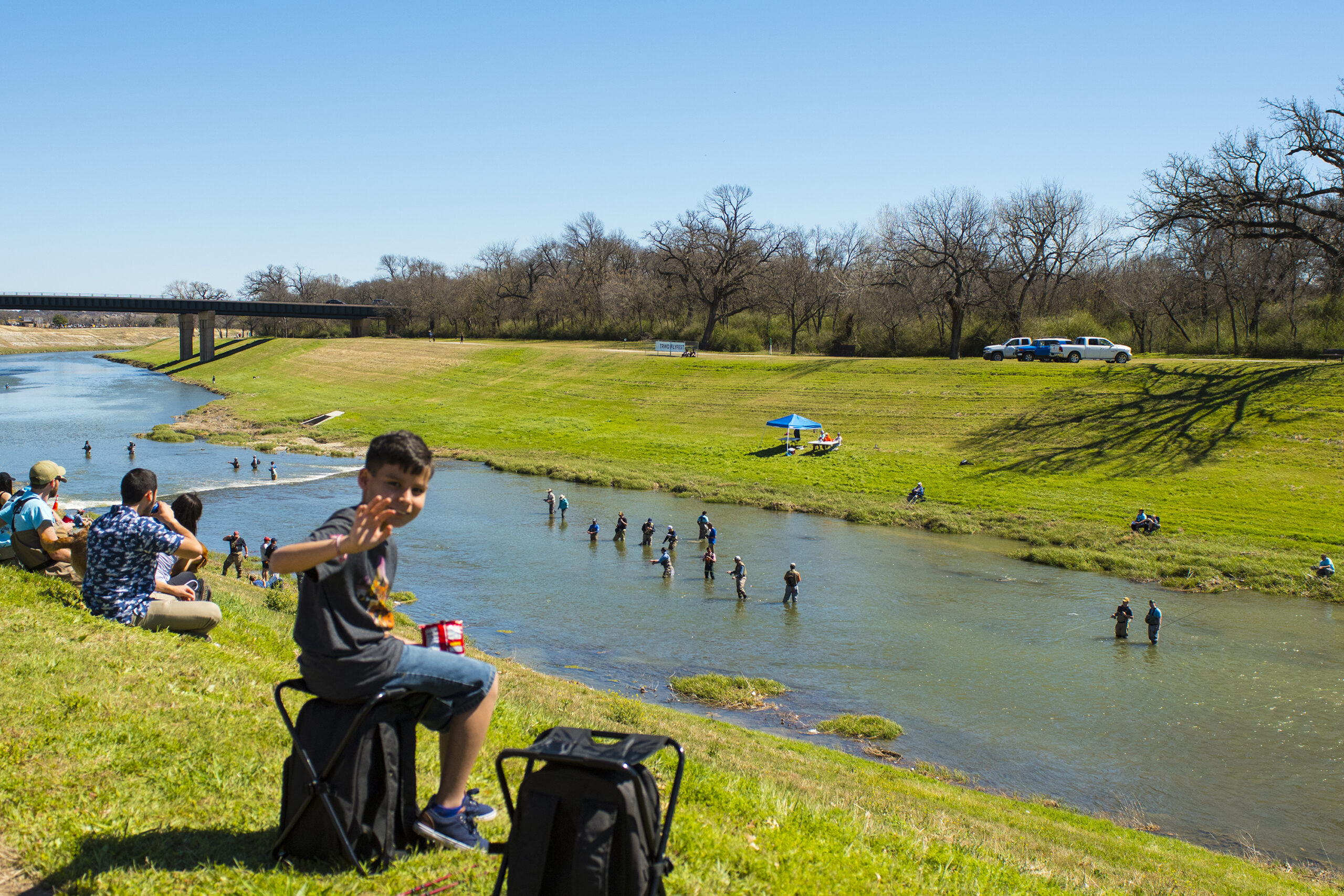 Trinity River Cleanup Volunteers Needed March 20