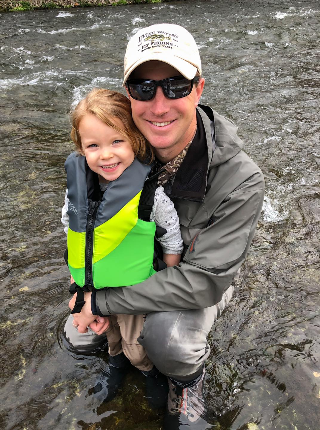 April 6 speaker: Chris Johnson, Fly Fishing the Texas Hill Country