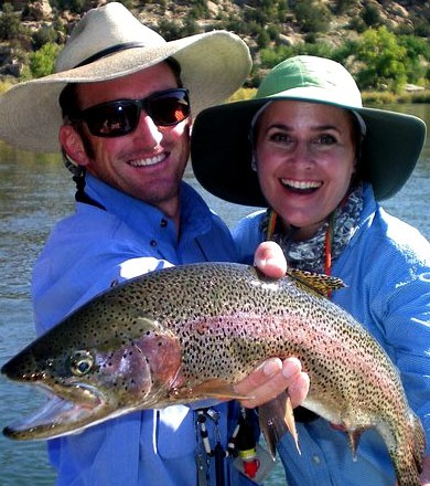 May Speaker: Chris Taylor, Fisheads of the San Juan River