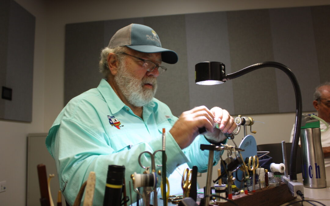 Summer Learning Series features fly tying on Aug. 3